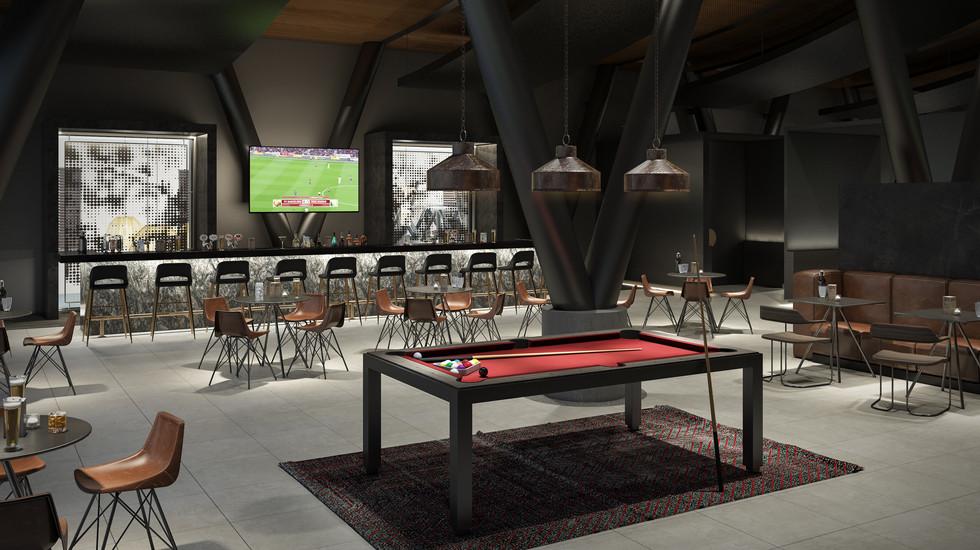 Santa Ana Country Club - Sports Bar