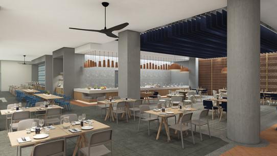 Santa Ana Country Club - Restaurante Casual