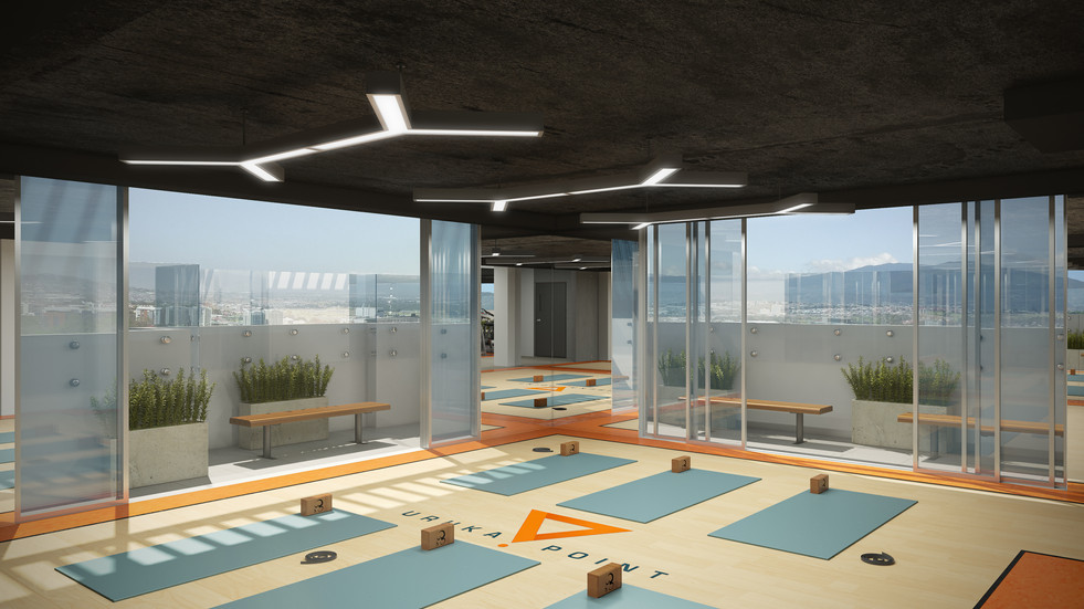 Uruka Point - Salon de Yoga