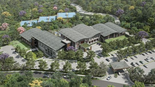 Santa Ana Country Club - Master Plan