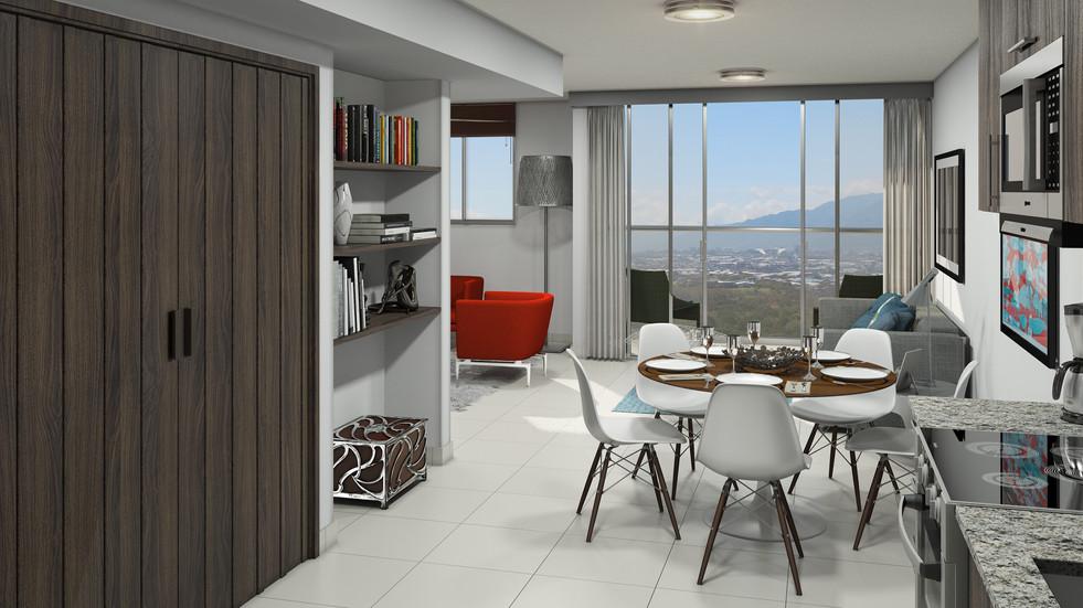 Altamira Heredia - Apartamento Tipo A