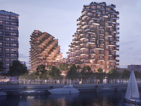 6 new condo projects set to transform Toronto's architectural landscape
