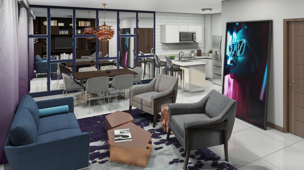 Bambu Rivera Club Residences - Apartamento Tipo A