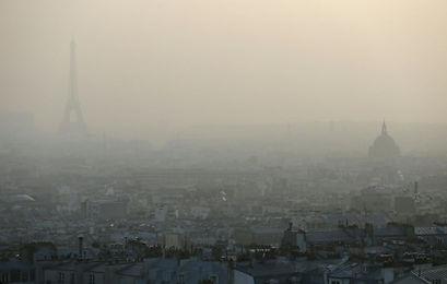 Polution des villes