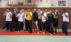 Cours Boxe Thaï