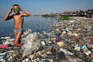 Environnement pollution ocean plastiqu