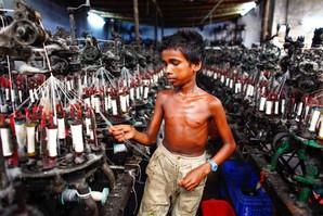 Akash travail enfants bangladesh