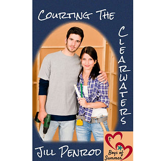Courting the Clerwaters book cover