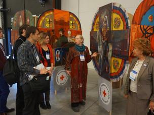 Выставка «Красный Крест в образах»