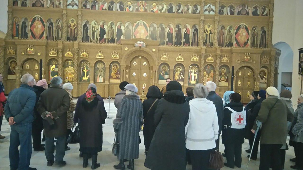 Экскурсия в Феодоровский собор
