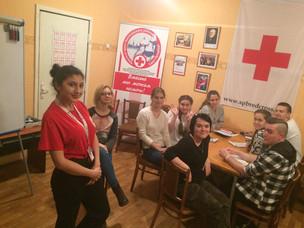 Тренинг по истории и принципам Красного Креста