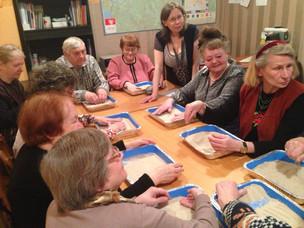 Психологический тренинг для пожилых людей