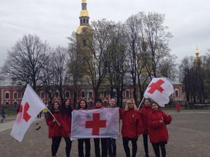 Российскому Красному Кресту 150 лет!