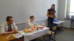 День донора в Политехе