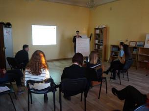 Тренинг по организации мероприятий