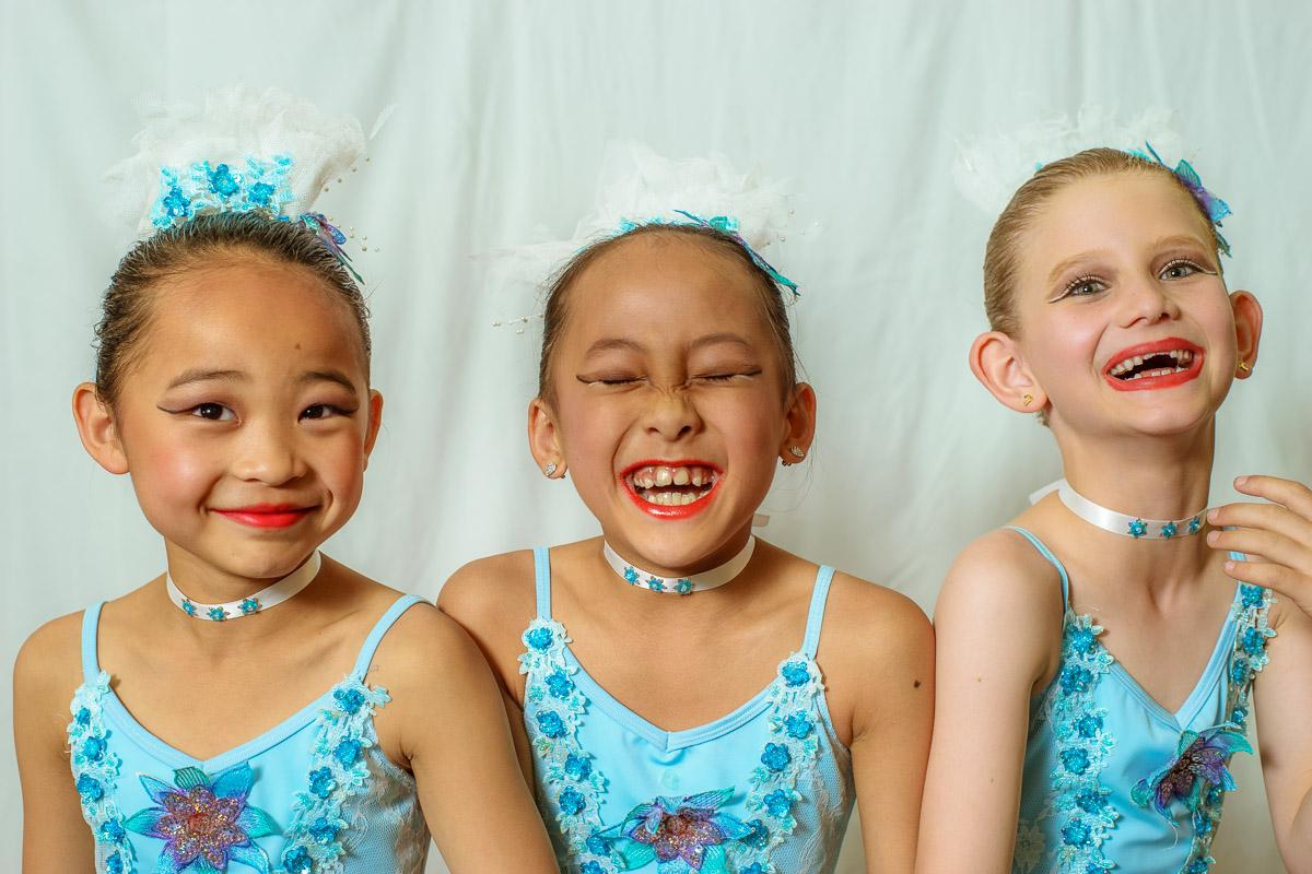 Trio Ella, Aimiee & Lily