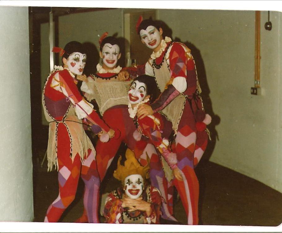 R & J Carnival Clowns