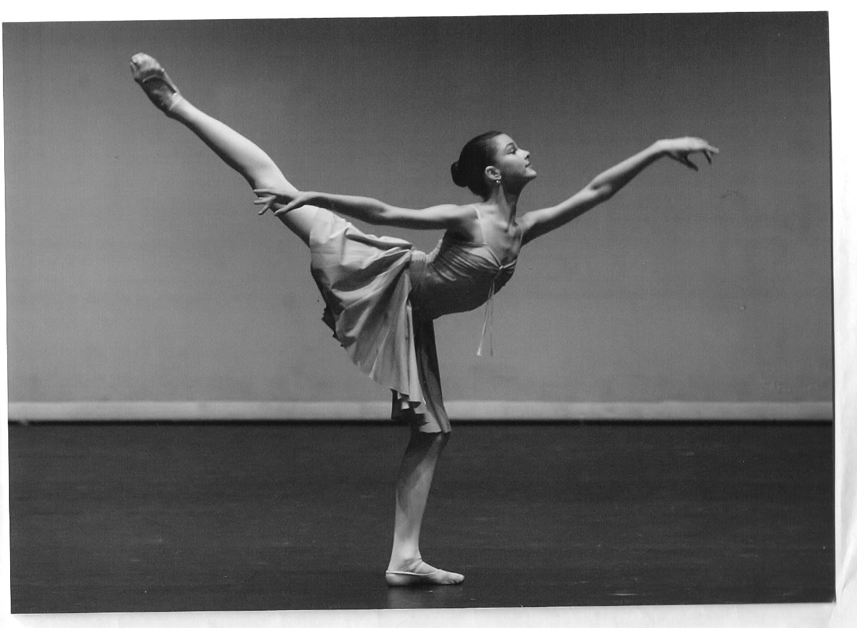 Valerie Tereschenko at 15