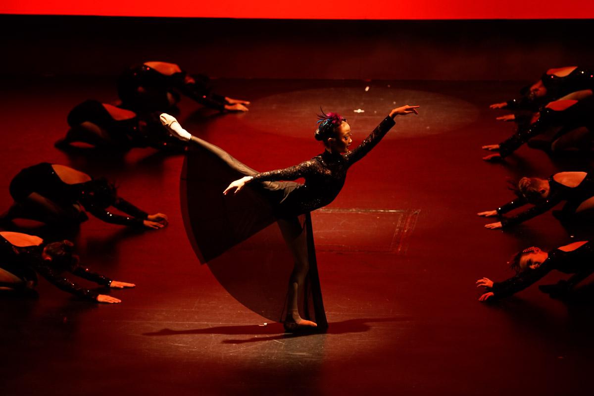 Milei arabesque - If