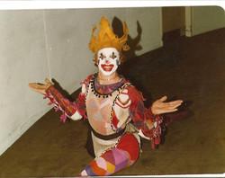 Brian Nolan Carnival King