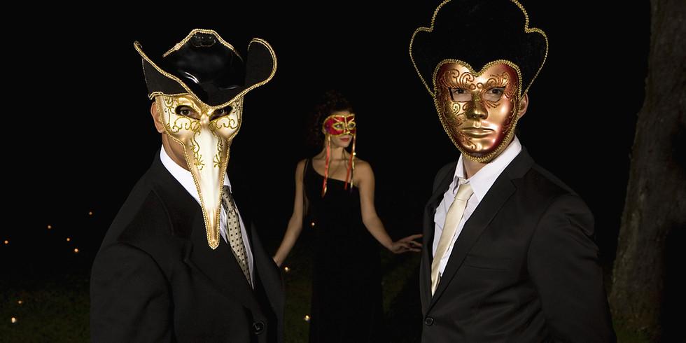 3rd Annual Gay...la Masquerade Ball