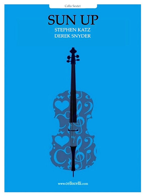 Sun Up Sextet (2021 edition) score and parts