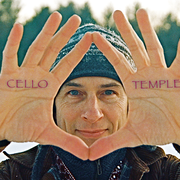 Cello Temple Hands