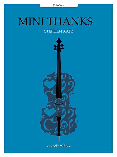 Mini Thanks
