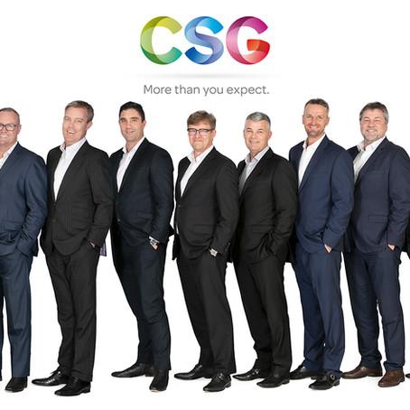 CSG Annual Report