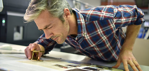 Augustus Martin - print manufacturing