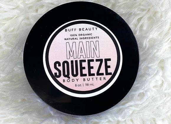Main Squeeze Luxurious Body Butter