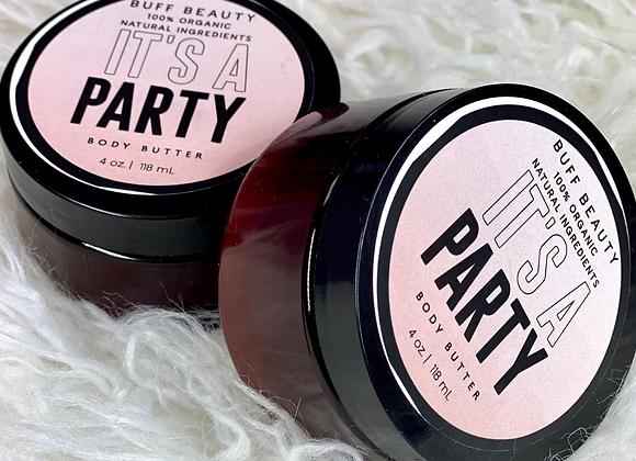 It's a Party Sugar Scrub