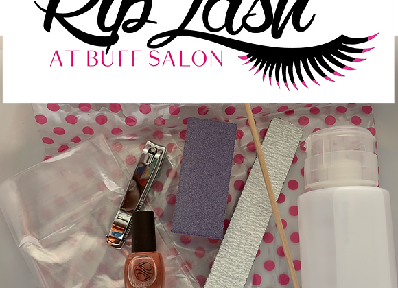 Deluxe Acrylic nail remover kit