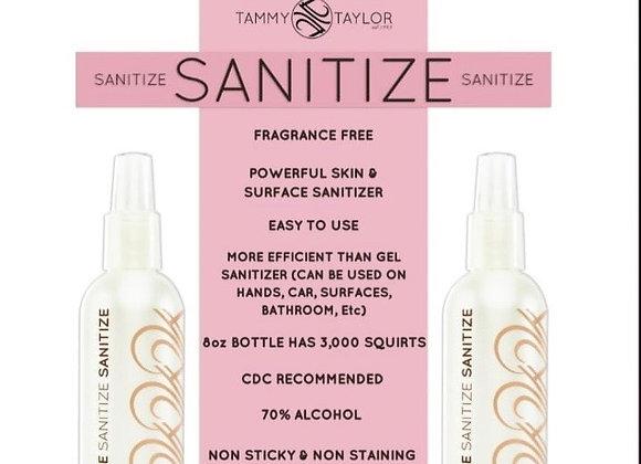 Tammy Taylor Sanitize Sanitize