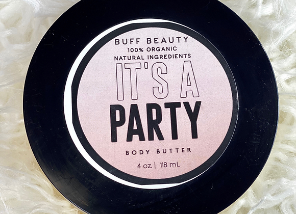 It's a Party 🎉 Luxurious Body Butter