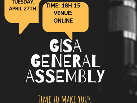 GISA GENERAL ASSEMBLY