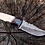 Thumbnail: Damascus Steel Hunting Knife