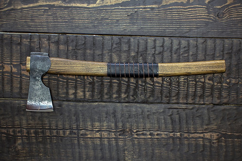 VIKING AXE HAND FORGED