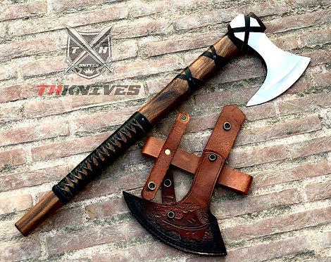 Armor Viking Dragon Slayer Norse Dane Battle Axe