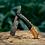 Thumbnail: Damascus steel Straight Razor