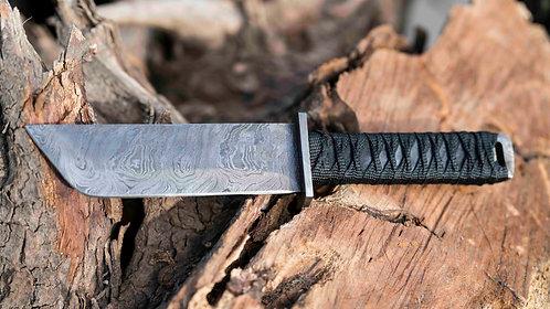 Damascus Steel Mortal Combat knife