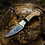 Thumbnail: Damascus steel Skinning Knife