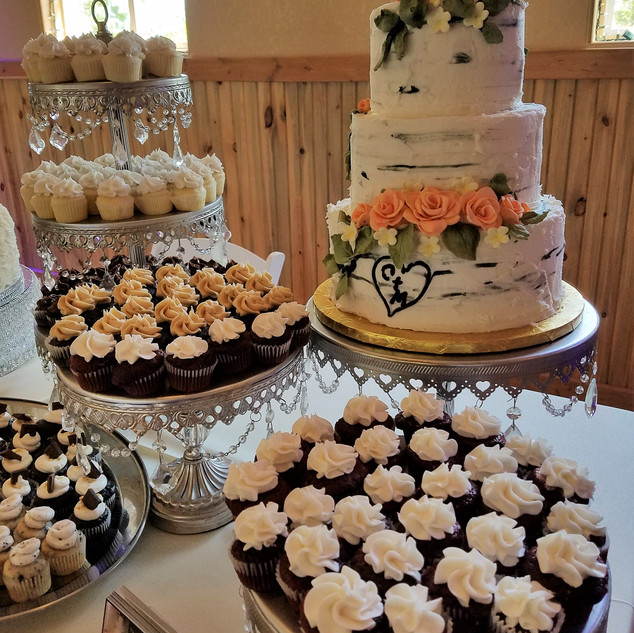 birch cake.