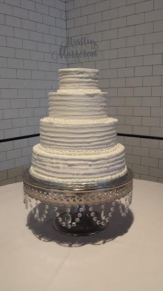 ridge wedding -
