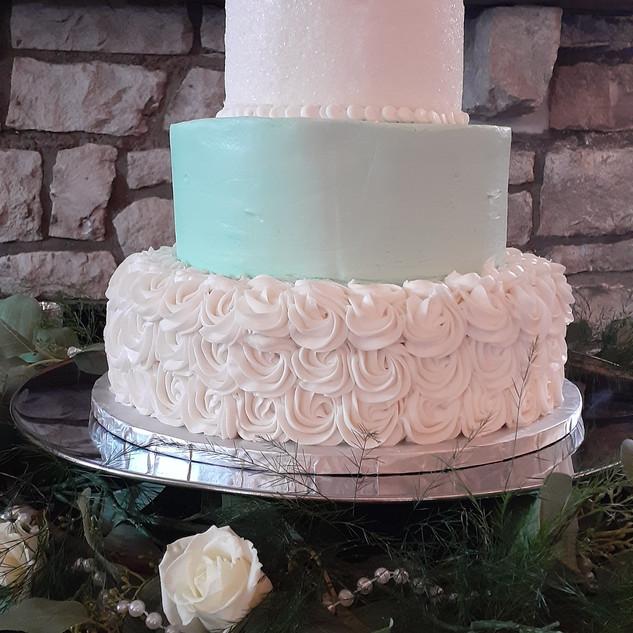 rosetts and mint cake