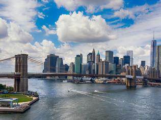 NEW YORK. MĚSTO SPLNĚNÝCH PŘÁNÍ.