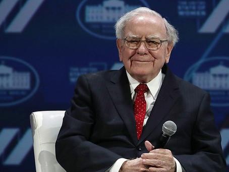 How did Warren Buffett get rich?