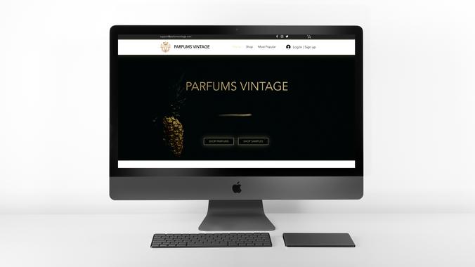Parfums Vintage
