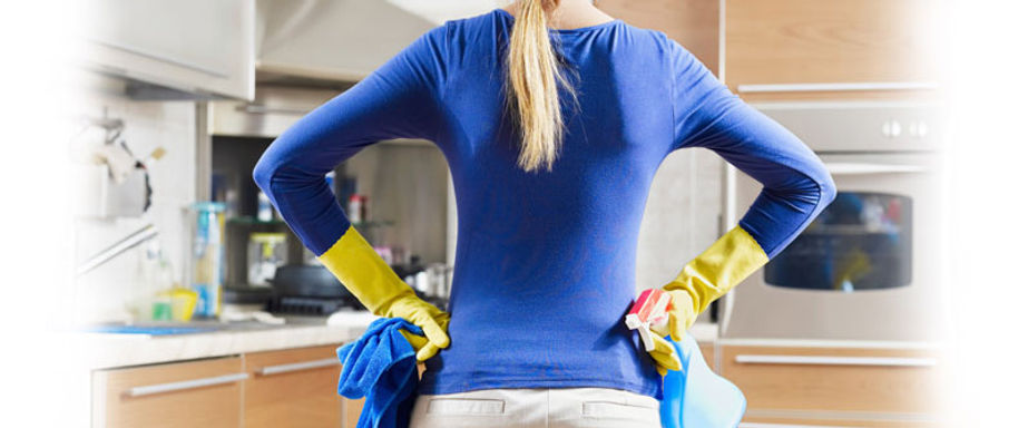Liphook Cleaning Services, Domestic End of tenancy clean-up