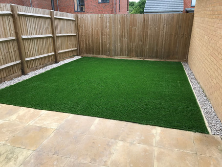Top Benefits of Artificial Turf for Garden Lawns